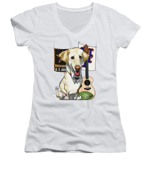 Zito 3296 Women's V-Neck