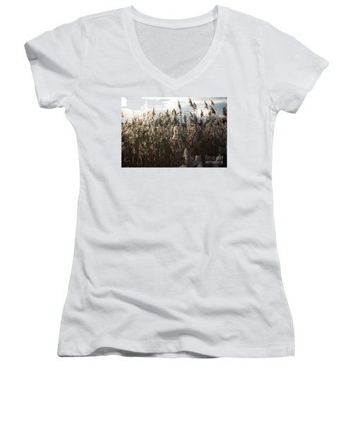 Fine Art Nature Women's V-Neck
