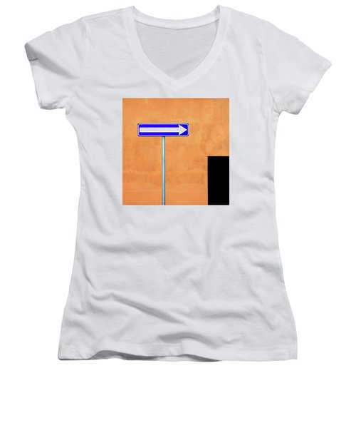 One Way Women's V-Neck