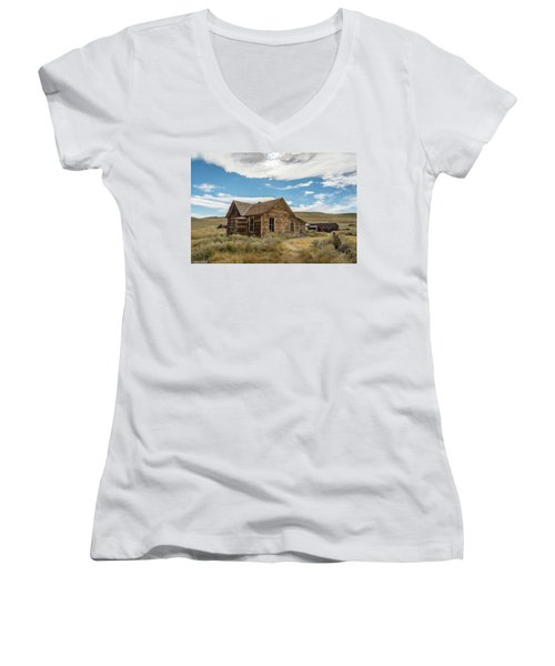 Bodie California Women's V-Neck