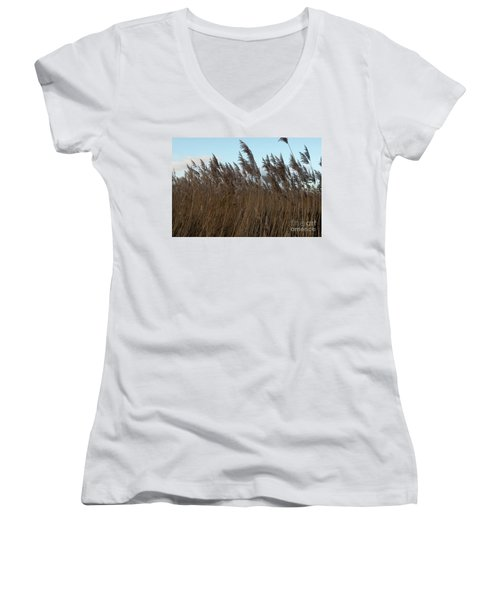 Nature Women's V-Neck