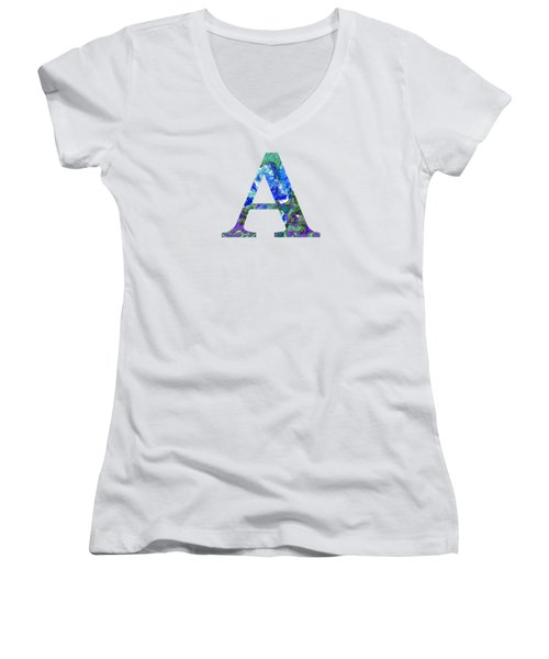 A 2019 Collection Women's V-Neck