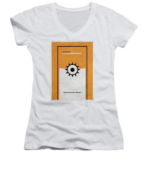 A Clockwork Orange Women's V-Neck