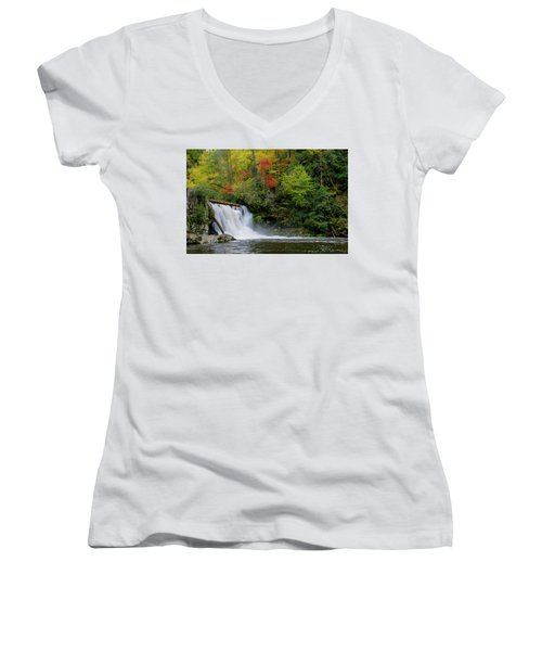 Abrams Falls Women's V-Neck