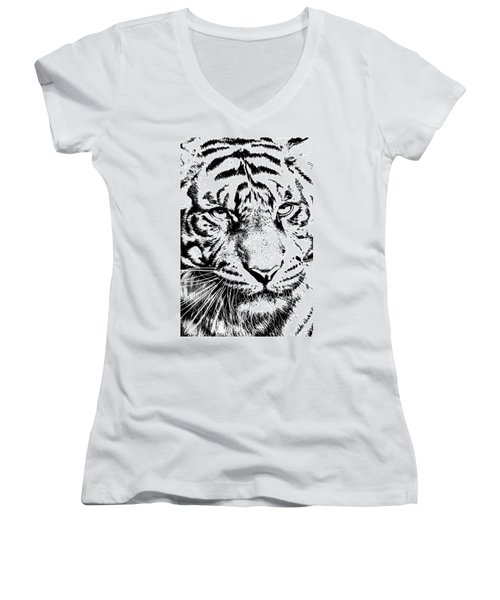 Bad Kitty Women's V-Neck