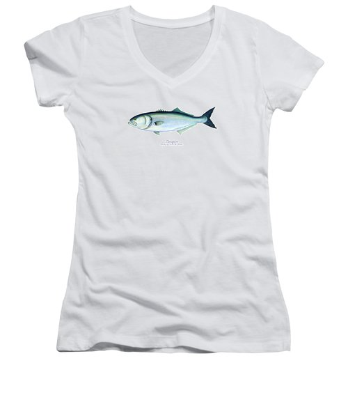Bluefish Women's V-Neck