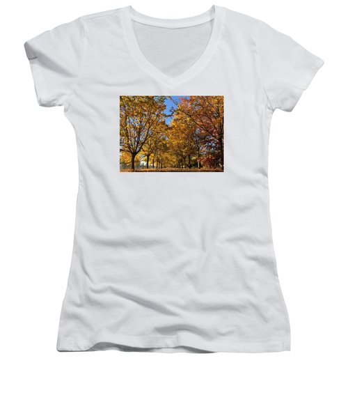 Canopy Of Color Women's V-Neck