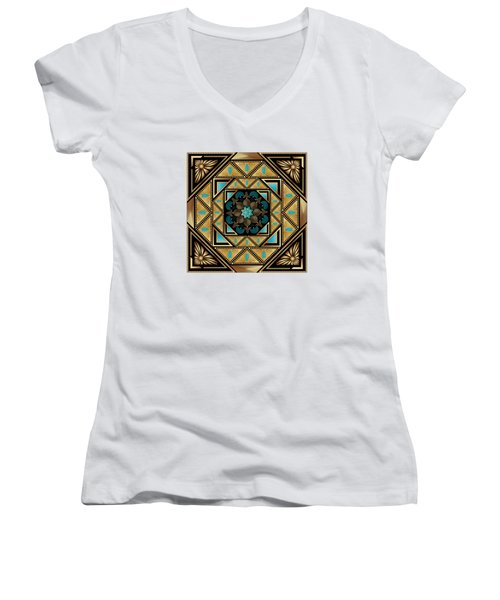 Circumplexical N0 3640 Women's V-Neck