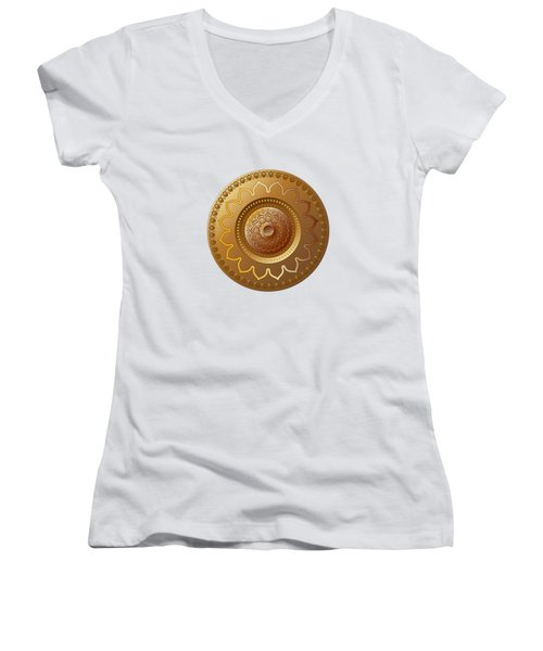 Circumplexical No 3569 Women's V-Neck