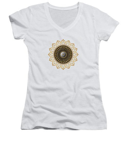 Circumplexical No 3578 Women's V-Neck
