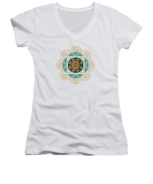 Circumplexical No 3606 Women's V-Neck