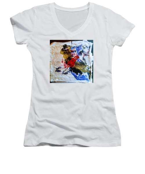 Completion Of The Miasma Women's V-Neck