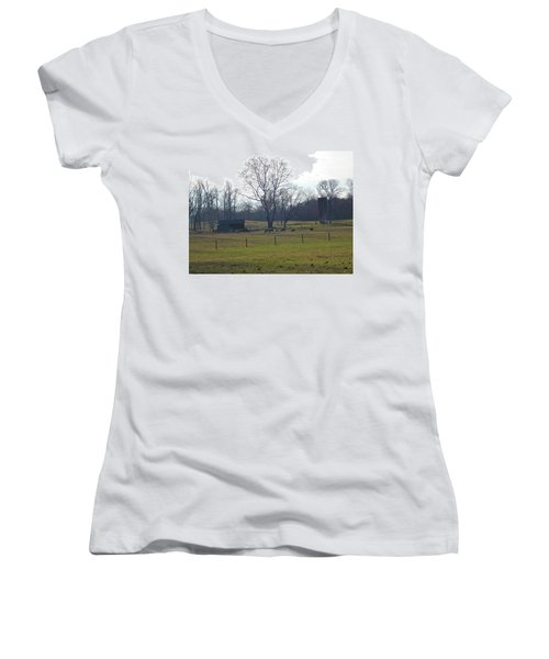 Country Pasture Women's V-Neck