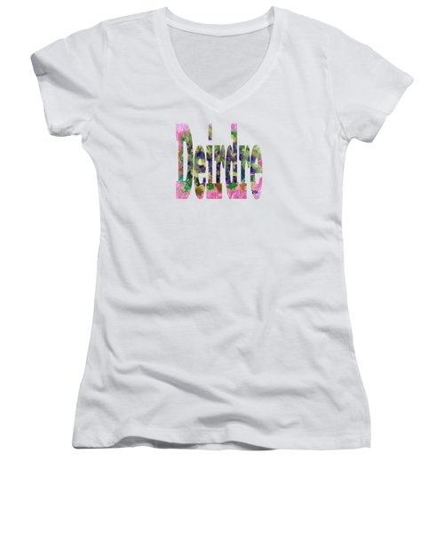 Deirdre Women's V-Neck