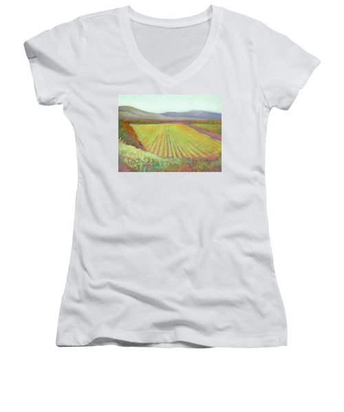 Gloria Ferrer Winery Women's V-Neck