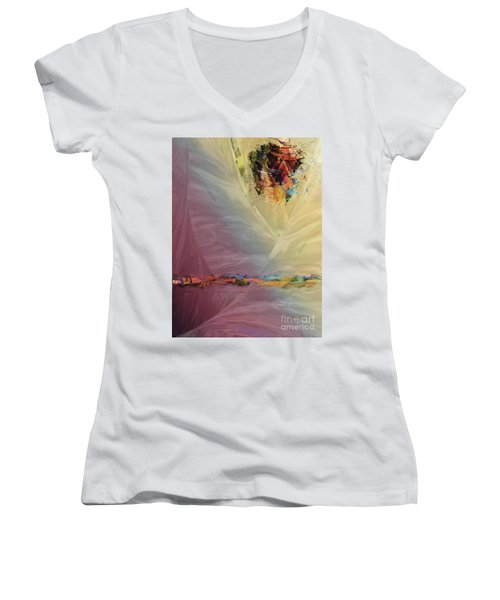 Hovering Women's V-Neck