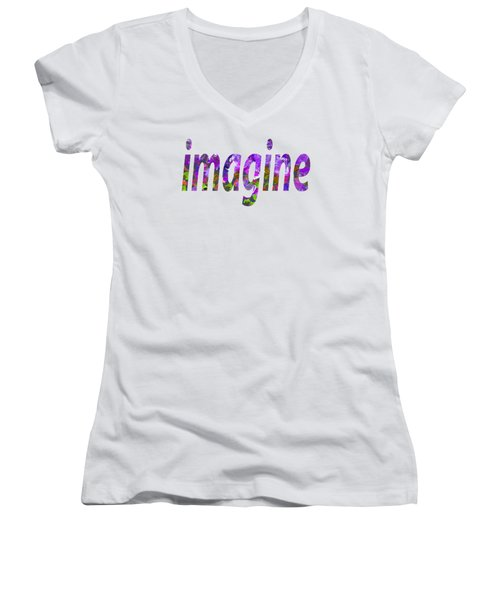 Imagine 1005 Women's V-Neck