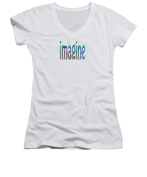 Imagine 1006 Women's V-Neck