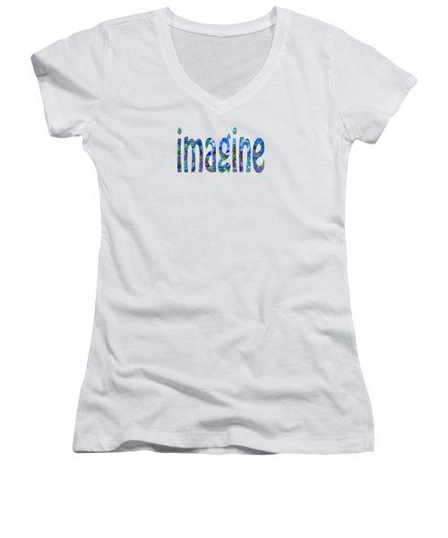 Imagine 1008 Women's V-Neck