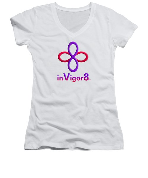 inVigor8 Women's V-Neck