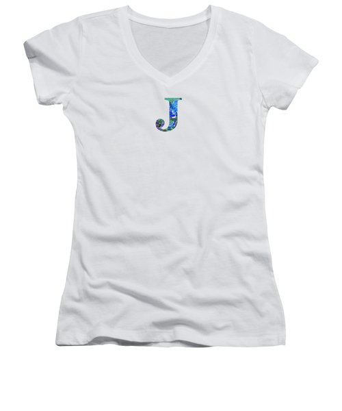 J 2019 Collection Women's V-Neck