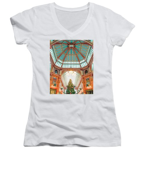 Leadenhall Market Women's V-Neck