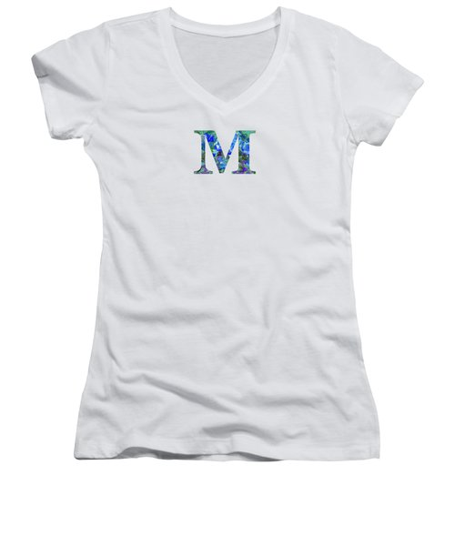 M 2019 Collection Women's V-Neck