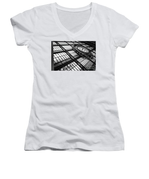 Musee D'orsay Women's V-Neck