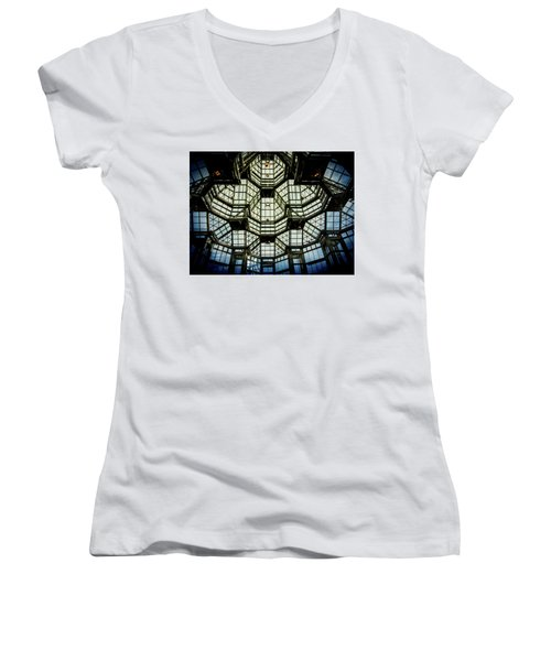 Glass Ceiling National Gallery Of Canada Women's V-Neck