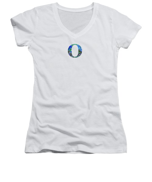 O 2019 Collection Women's V-Neck