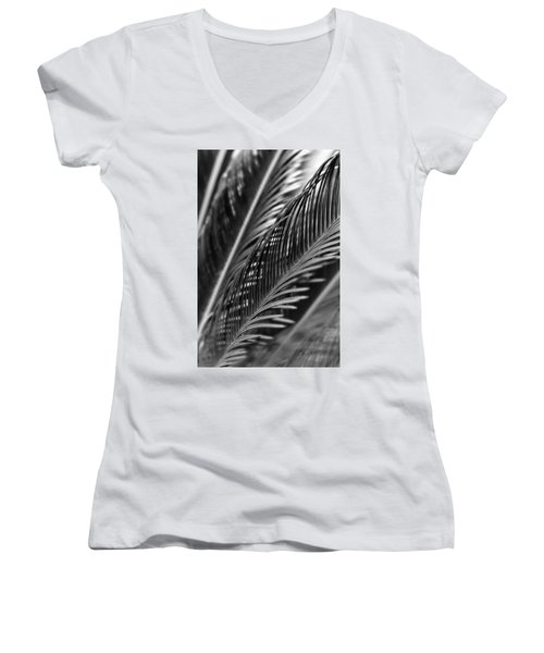 Palm Women's V-Neck