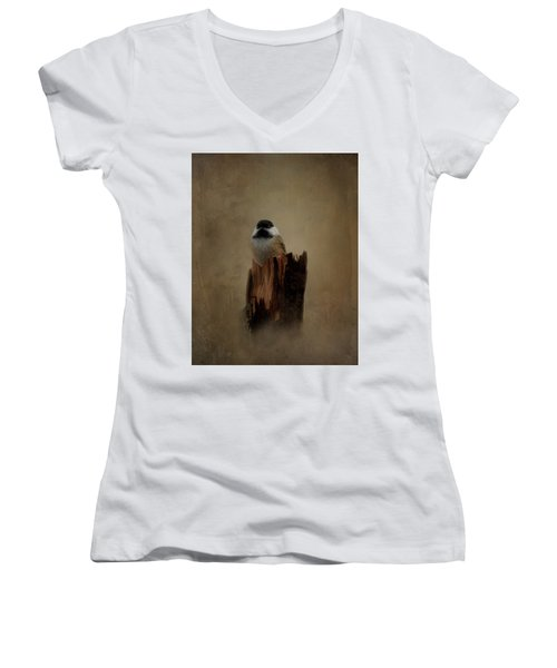 Resting Place Women's V-Neck