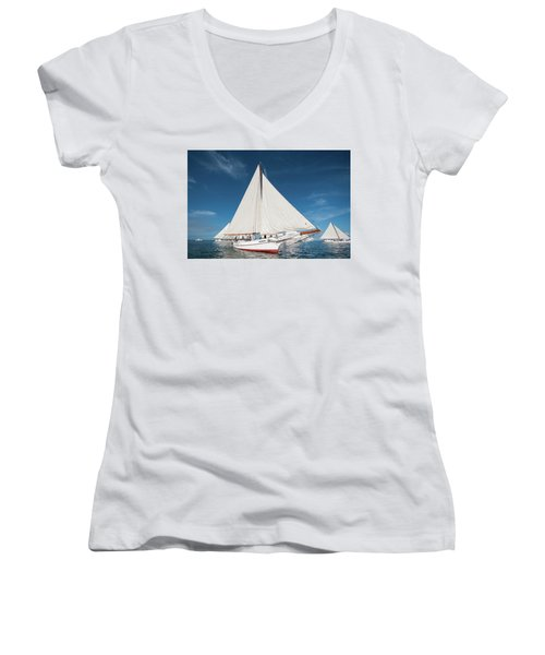 Skipjack Rosie Parks Women's V-Neck