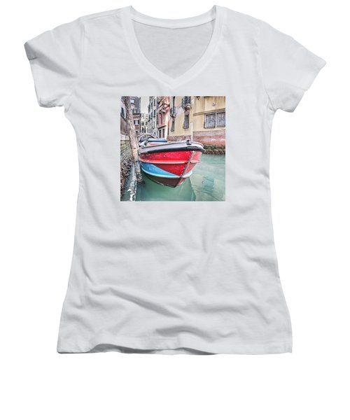 Someone's Car Women's V-Neck