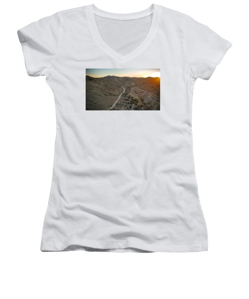 South Mountain Canyon Women's V-Neck