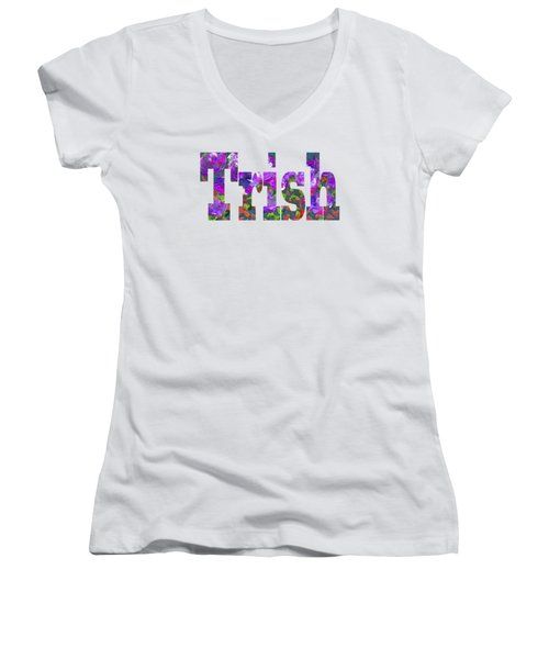 Trish Women's V-Neck