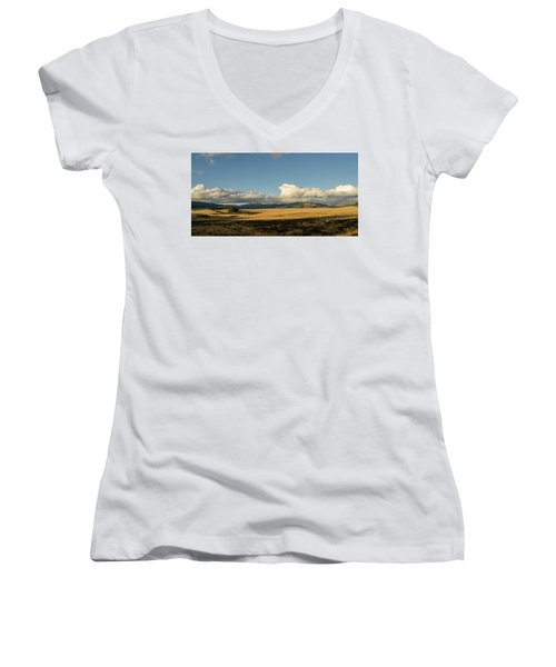 Valles Caldera National Preserve II Women's V-Neck
