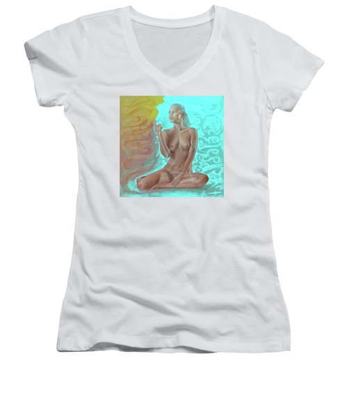 Worth Women's V-Neck