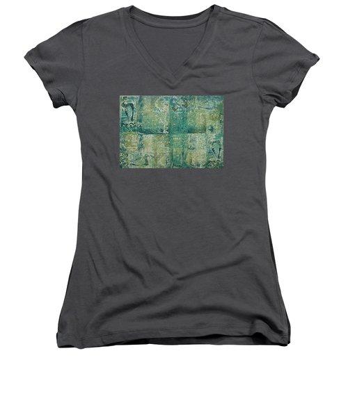 Mesopotamia Women's V-Neck T-Shirt