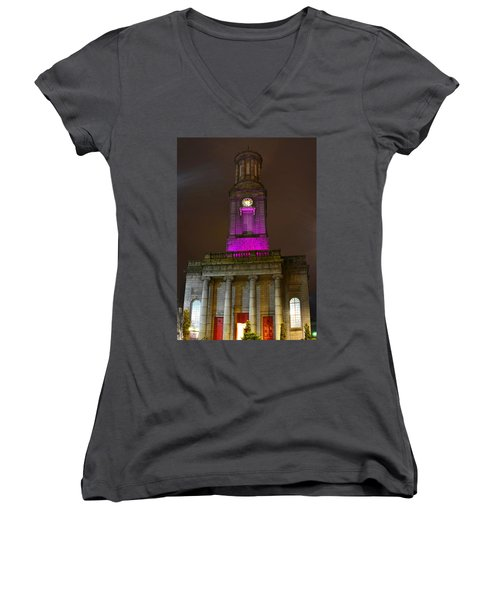 Aberdeen Arts Centre Women's V-Neck (Athletic Fit)