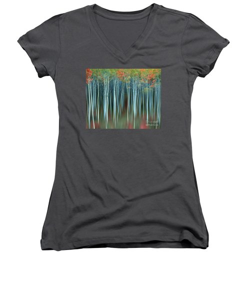 Army Of Trees Women's V-Neck