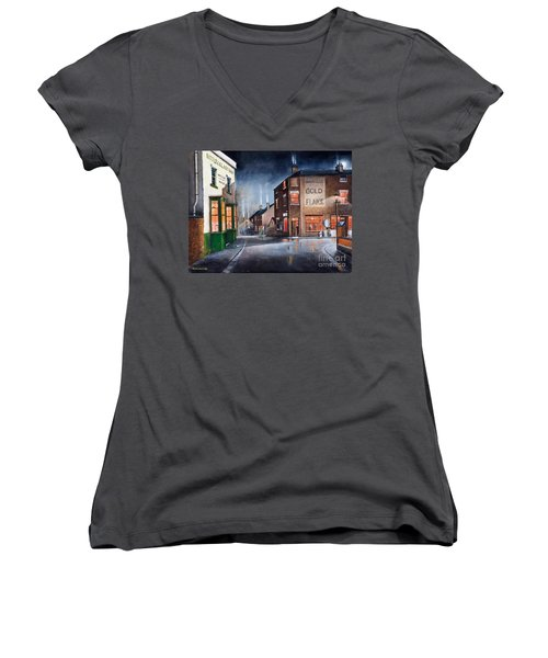 Black Country Village Centre Women's V-Neck