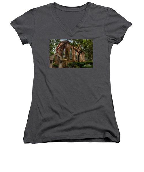 College Of Charleston Campus Women's V-Neck