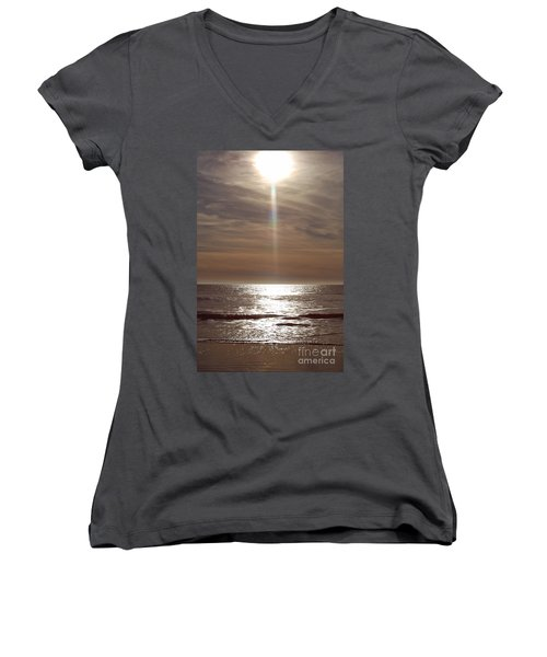 Fine Art Photography Women's V-Neck