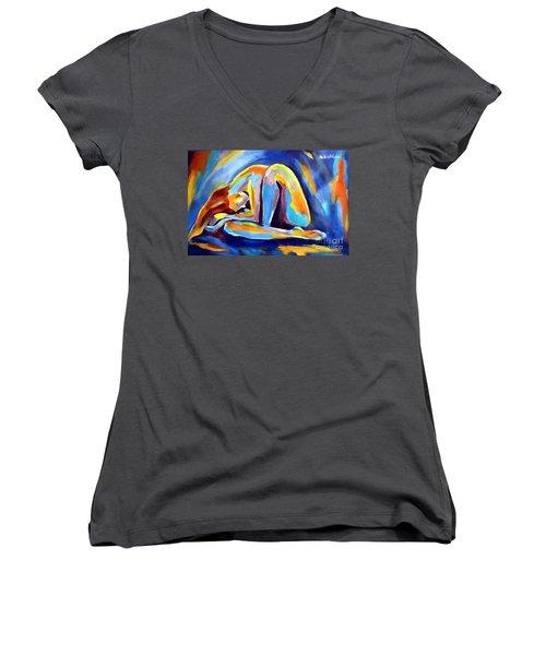 Insomnia Women's V-Neck T-Shirt