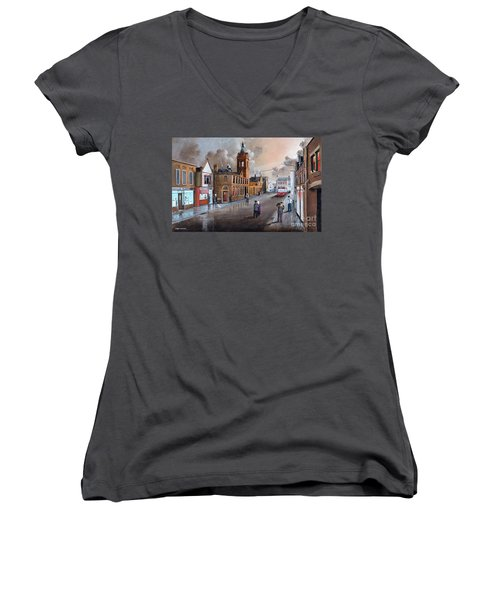 Market Street - Stourbridge Women's V-Neck