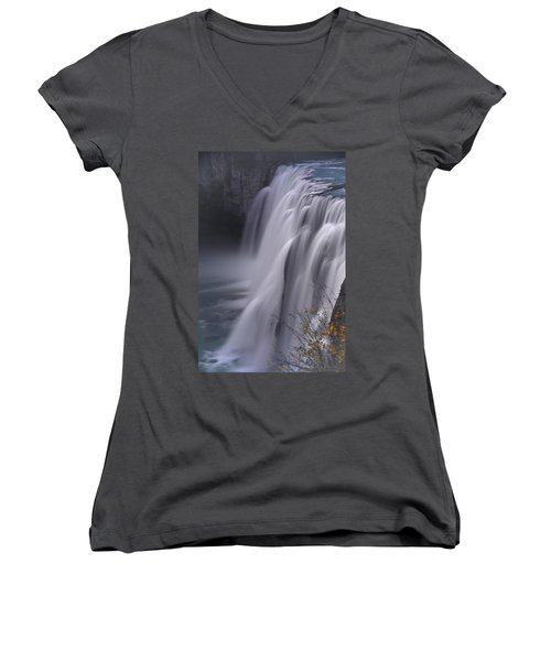 Mesa Falls Women's V-Neck (Athletic Fit)