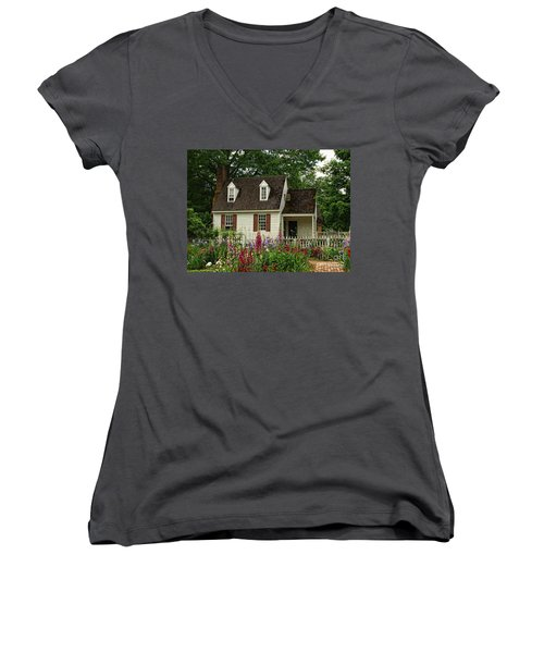 Quaint  Women's V-Neck (Athletic Fit)