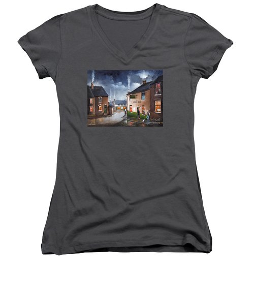 The Hundred House - Lye Women's V-Neck