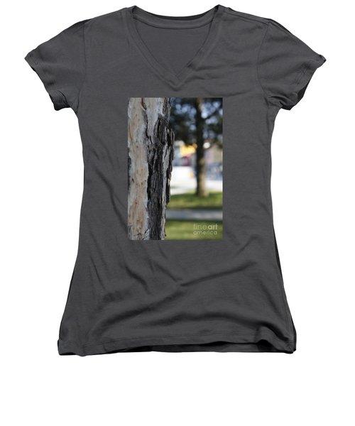 2-3 Women's V-Neck T-Shirt